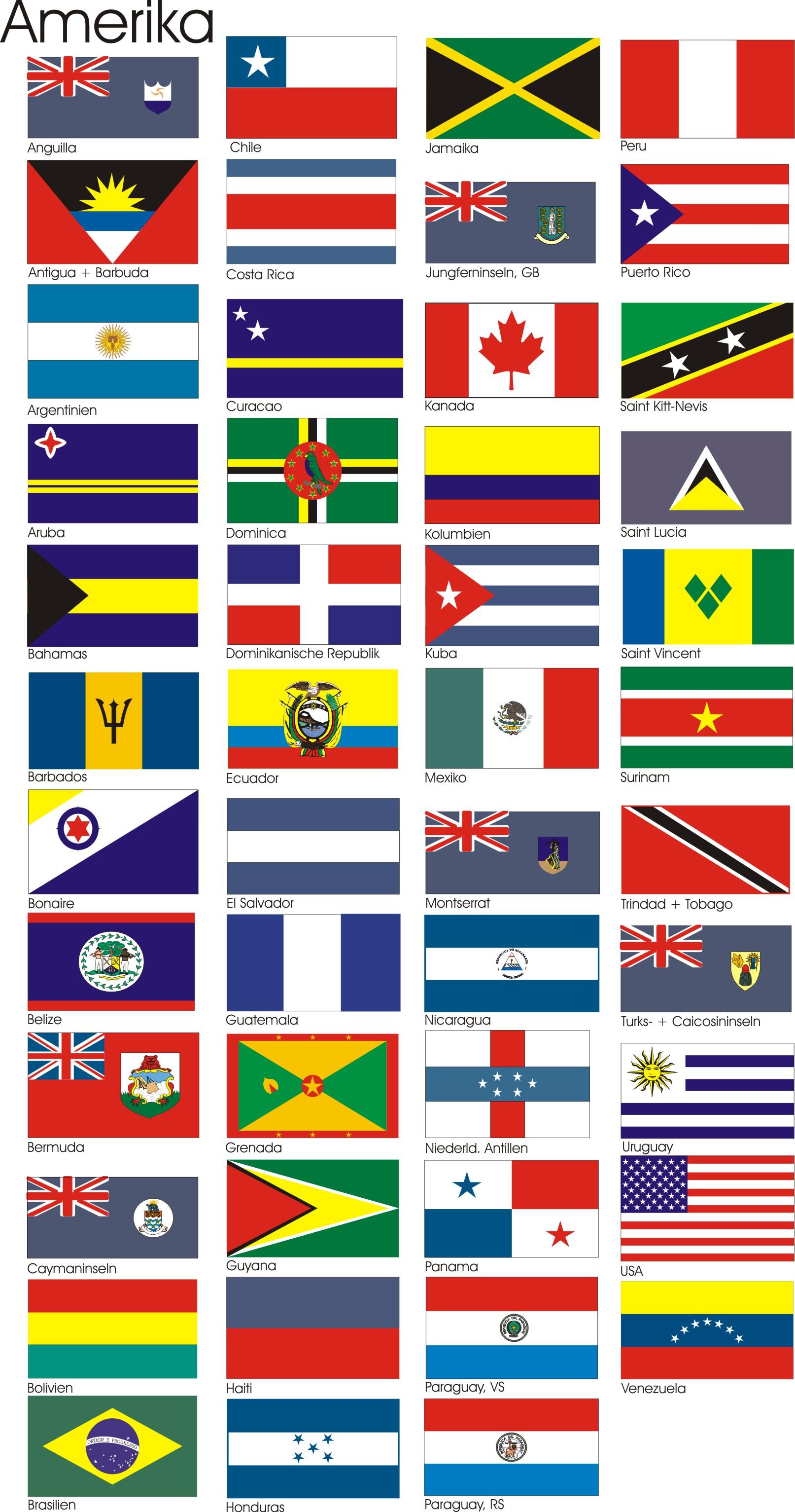 Fahnen-Fischer: Preiseliste Internationale Flaggen